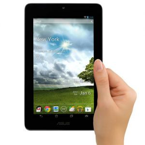 Asus Memo Pad imagine frontala