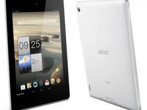Tableta Acer Iconia Tab A1-810 prezentare