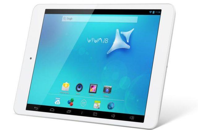 Tableta Allview Viva i8 landscape