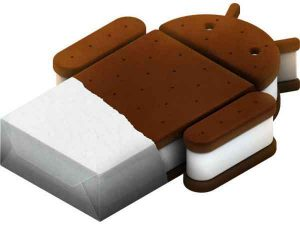 Google anunta Android Ice Cream Sandwich
