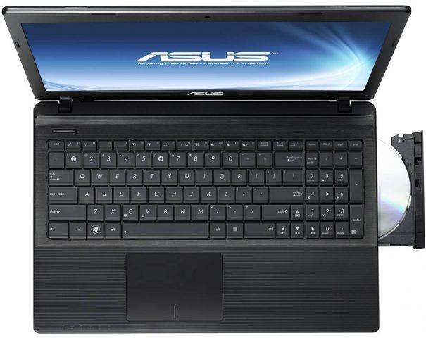 Laptop Asus-X55A-SX193D - vedere tastatura