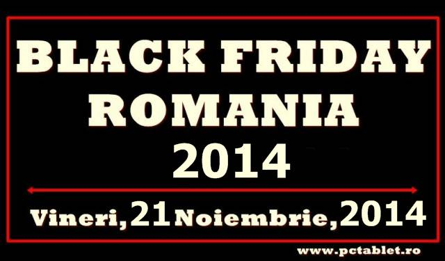 Black Friday Romania 2014
