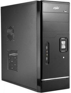 Carcasa Spire CoolBox F8, fara sursa, Neagra