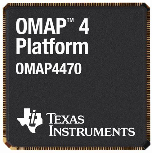 Chip-TI-Omap4470