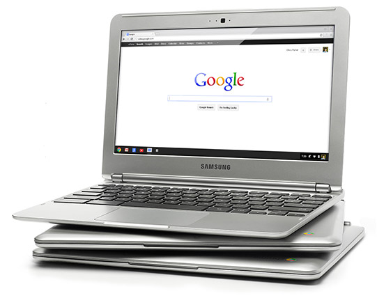 Chromebook-in-google