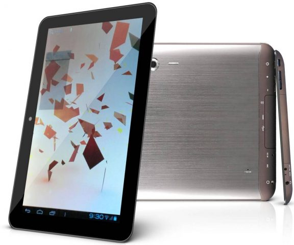 Tableta Horizon H101D1HD prezentare