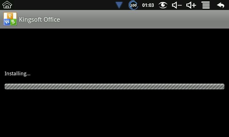 Instalare-KingsoftOffice