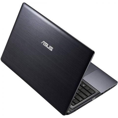 Laptop Asus X55VD-SX037D spate deschis