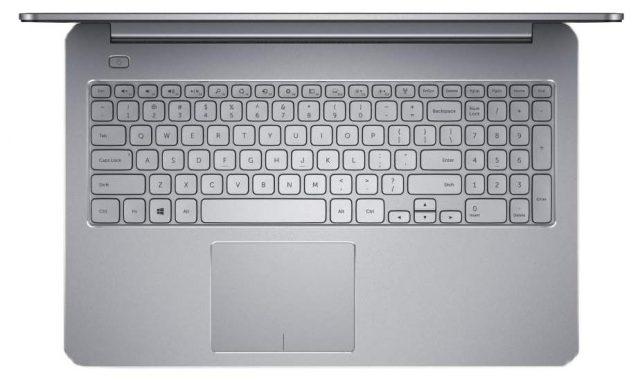 Laptop Dell Inspiron 7537 cu procesor Intel® CoreTM i5-tastatura
