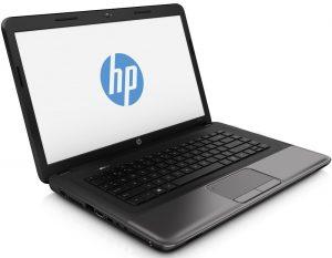 Laptop HP 250-Intel® CoreTM i3 2348M 2.30GHz semiprofil dreapta