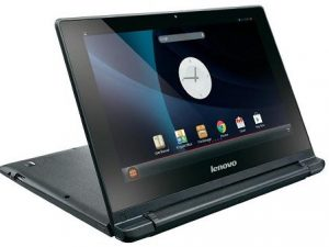Laptop Lenovo IdeaPad A10 - tableta
