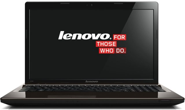 Laptop Lenovo IdeaPad G580 - Intel Core i7
