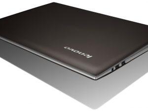 Aspect Laptop Lenovo IdeaPad Z500 inchis - slim