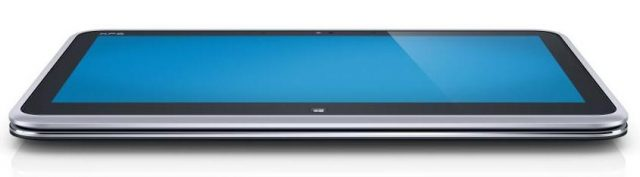 Ultrabook Dell XPS Duo 12 cu procesor Intel® CoreTM i5 - tableta, profil