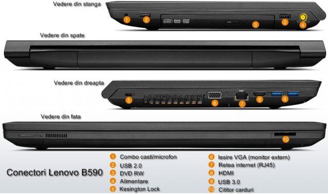 Conectori Lenovo B590