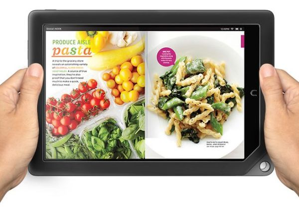 Tableta Nook HD Plus frontal