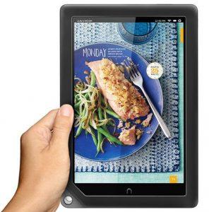 Tableta Nook HD Plus verticala
