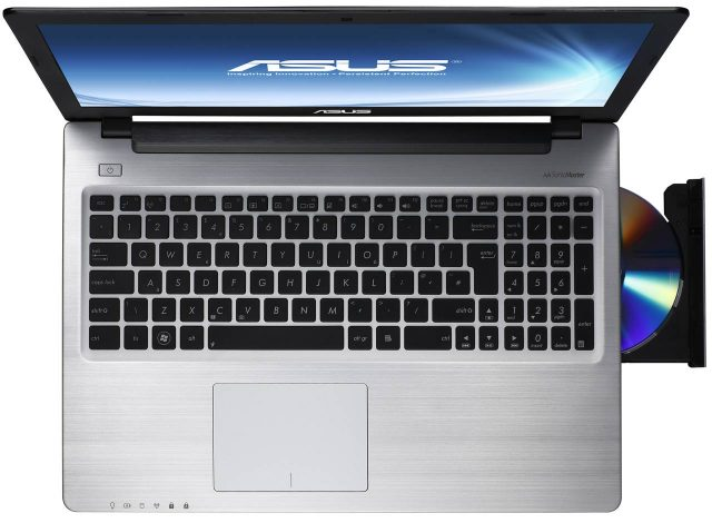 Notebook Laptop Asus 15.6 K56CB tastatura DVD