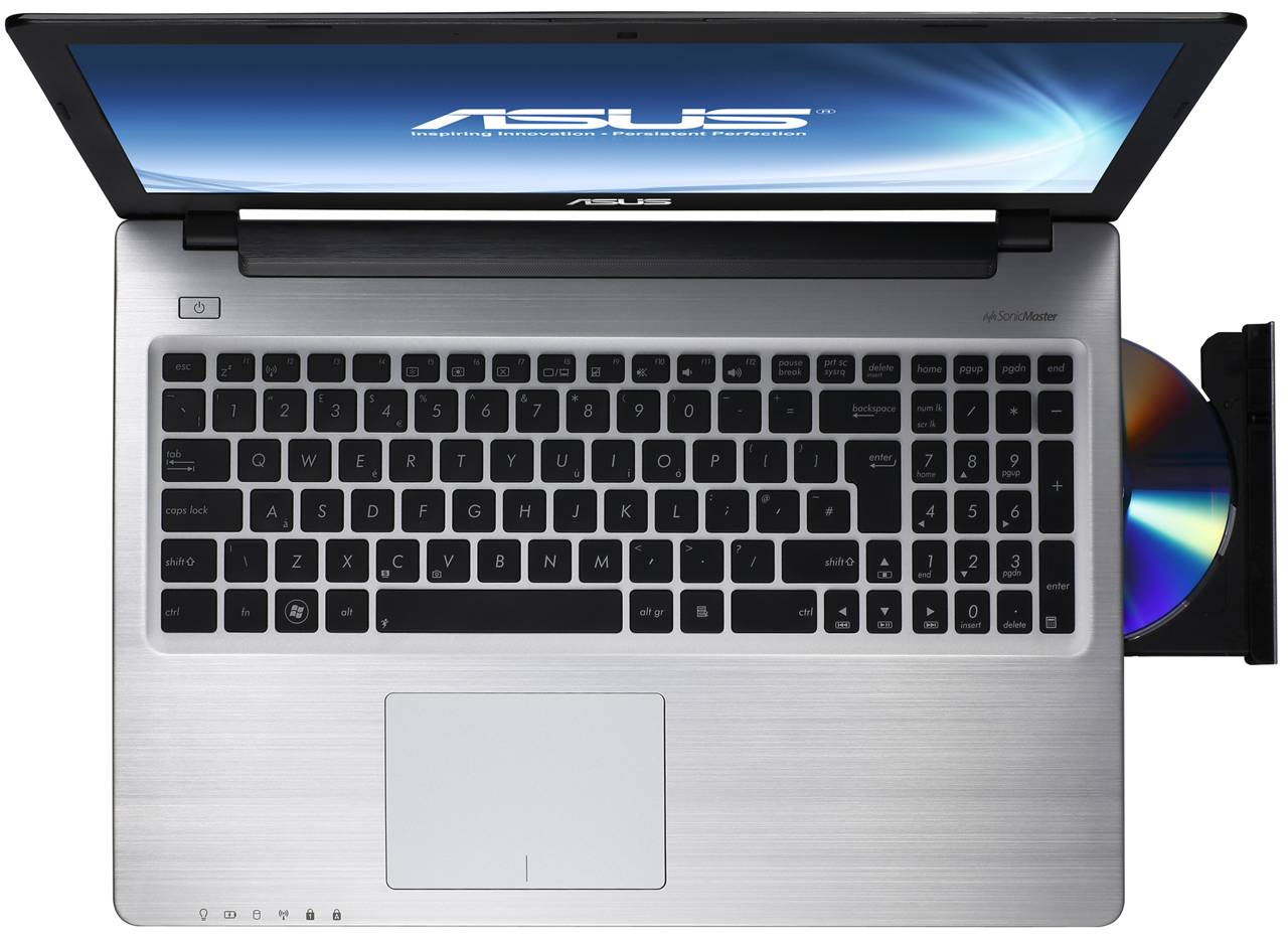 Notebook -Laptop-Asus-15.6-K56CB-tastatura