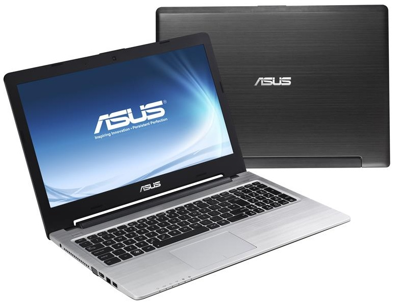 Notebook -Laptop-Asus-15.6-K56CB