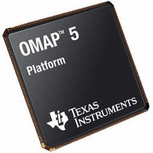 OMAP serie 5 Texas Instruments