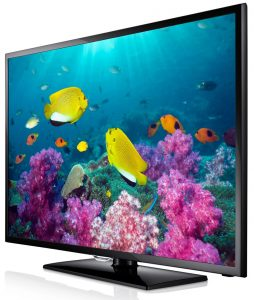 Televizor LED Smart Samsung 42F5300, 107 cm, Full HD semiprofil st