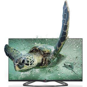 Televizor Smart 3D LED LG Full HD seria LA660S