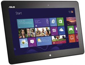 Tableta Asus VivoTab Smart ME400C-1B077W semiprofil stanga