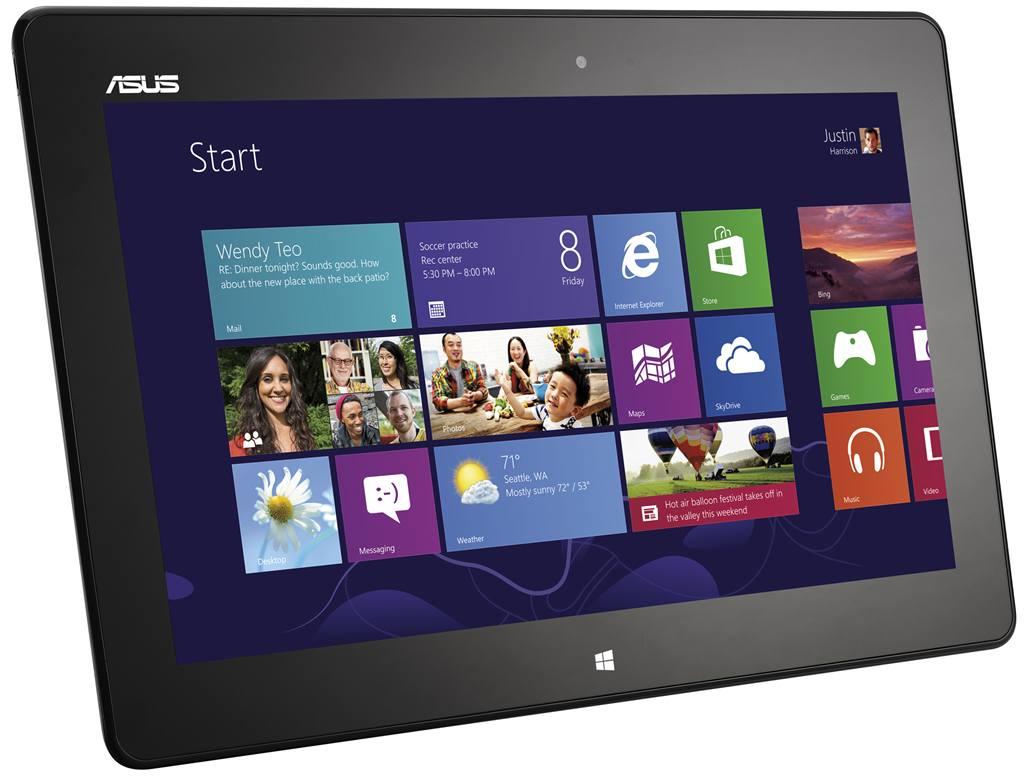 Tableta-Asus-VivoTab-Smart-ME400C-1B077W-semiprofil stanga
