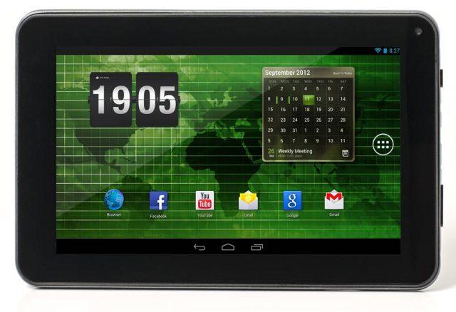 Tableta E-Boda Impresspeed E350 - negru