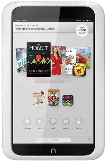 Tableta Nook HD 7 Alba