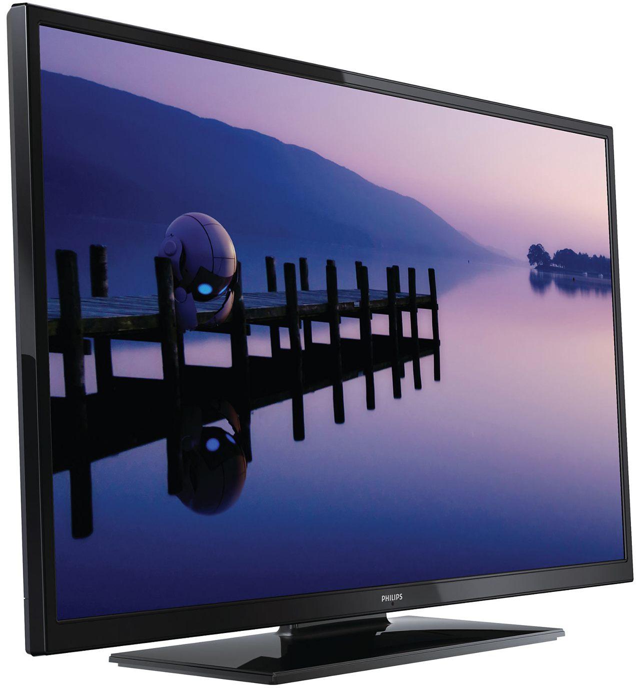 Televizor-LED-Philips-40PFL3008-102cm-Full-HD-semiprofil
