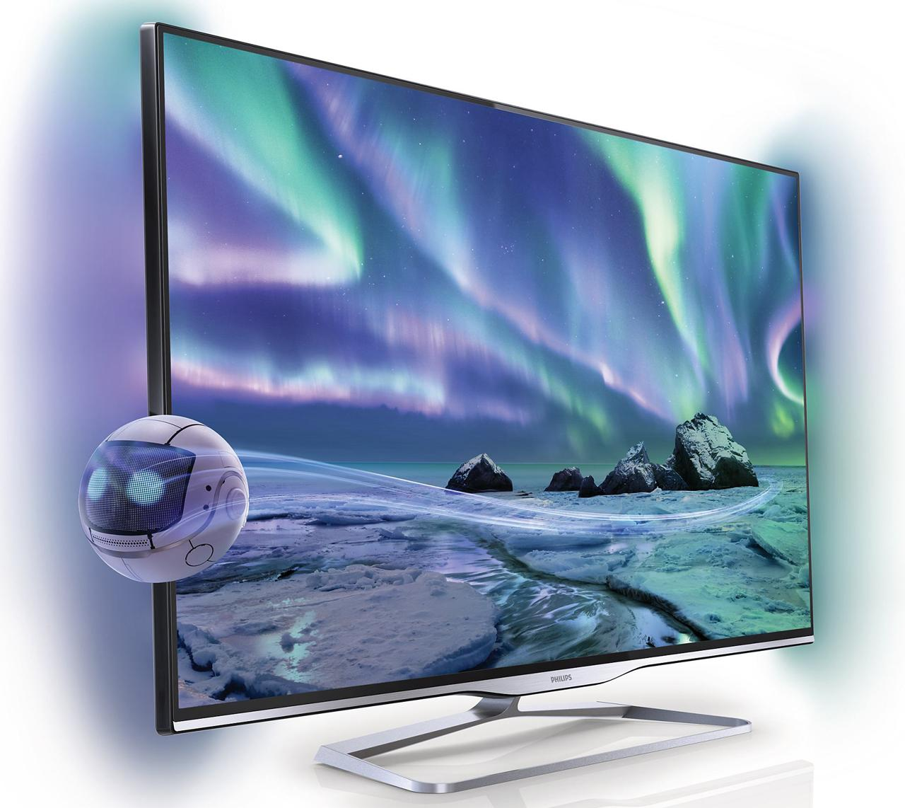 Televizor-LED-Smart-TV-3D-Philips-42PFL5008K-semiprofil