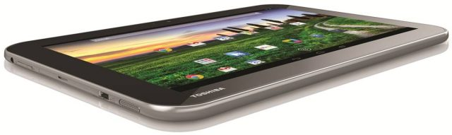 Tableta Toshiba Excite Pure AT10-A-104 semiprofil