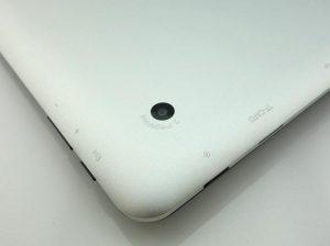 Cube U9GT5 detaliu camera spate