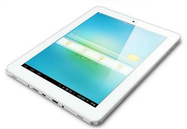 Tableta Ainol Novo 9 Spark ( FireWire ) img 5 semiprofil alb