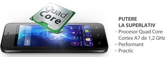 Smartphone Allview P5 Quad