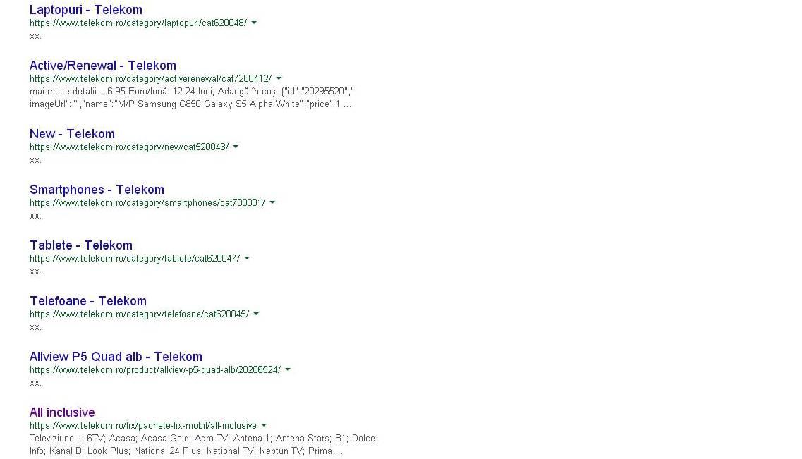cautare-google-telekom-ro
