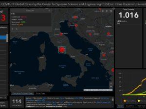 Situatia Coronavirus Italia 13.03.2020 17:12
