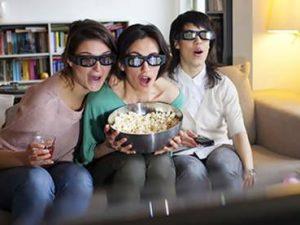 efectul televizorului 3D
