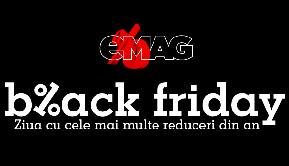 Black Friday eMag 2016