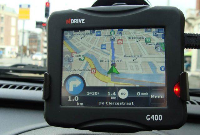 Sistem navigatie portabil