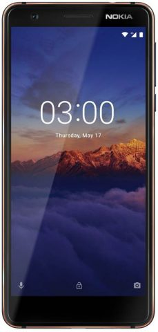 Telefon Nokia 3.1 2018
