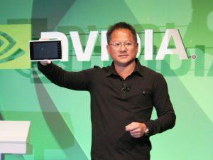 Jen-Hsun Huang - Nvidia CEO