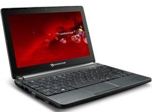 Netbook Packard Bell DOTS-C-262G32nkk semiprofil dreapta