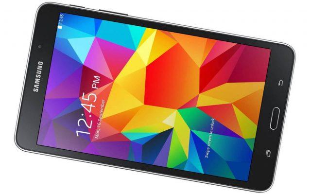 Samsung Galaxy Tab4 T230 - 7 inch, quad-core