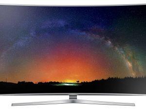 Seria TV SUHD Curbat Smart 3D Samsung JS9000
