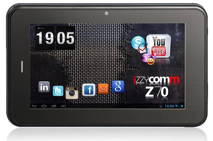 tableta-eboda-izzycomm_z70-fata