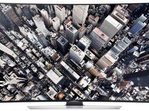Seria TV LED curbat Ultra HD 4K Smart 3D Samsung HU8500