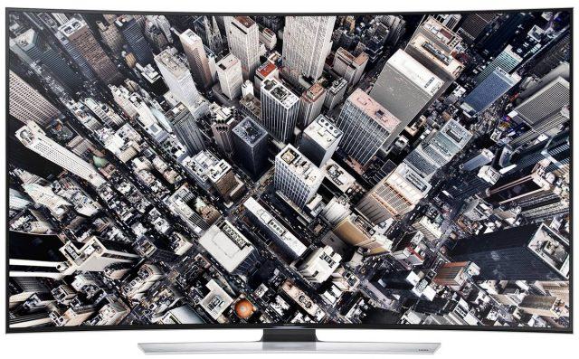Seria TV LED curbat Ultra HD 4K Smart 3D Samsung HU8500